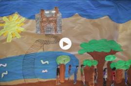 LA FORÊT DES LOUPS • film d'atelier d'animation